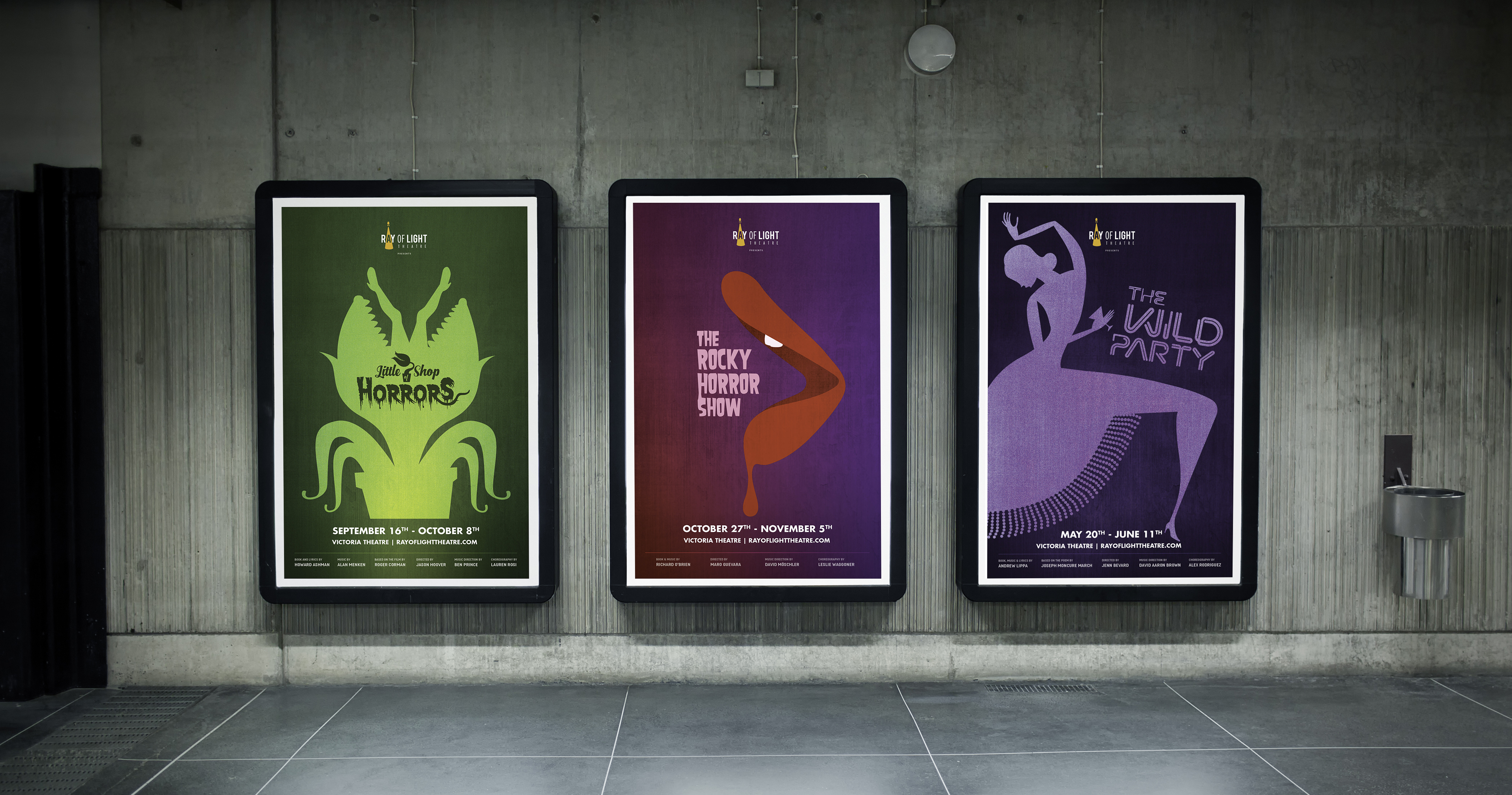 Urban posters